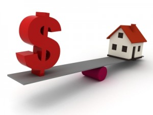 House prices close to turning